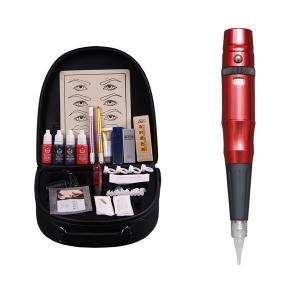Professional Permanent Makeup Kit Eyebrow Tattoo Machine High ...