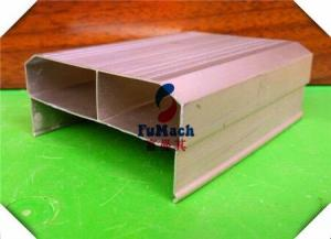 China Industry Ceiling Anodized Aluminum Profiles Customized Design High Standard on sale