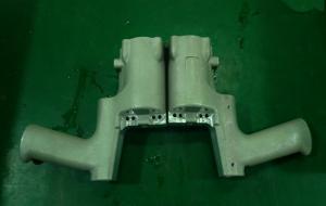 China Fazer à máquina de trituração do CNC da precisão de alumínio morre carcaça que forja as peças on sale