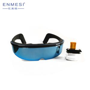 Video Glasses Color Lcd Display Module High Resolution 1920