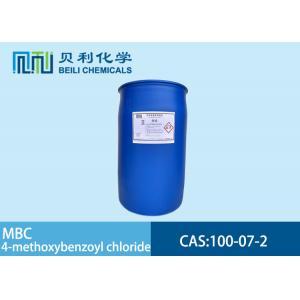 China Pharmaceutical grade 4-Methoxybenzoyl Chloride 100-07-2 As Benzbromarone Ingredients on sale
