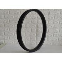 High Comfort Tubeless Fat Bike Rims , Carbon Fat Tire Rims EN14781 Standard