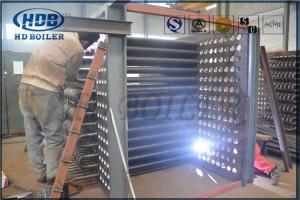 China Spiral type H type fin tubes boiler economizer  ASME For circulating fluifized bed boiler on sale
