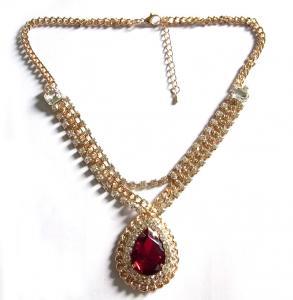 China Designer jewelry Statement necklace on sale