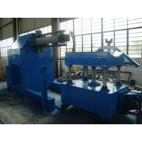 Steel Silo Corrugated Roller Machine , Panel Roll Forming Machine For Flashing Machine