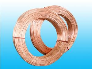 China 0.65mm Single Wall Cold Drawn Welded Tubes For Wire-Tube Condenser on sale
