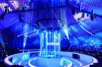 Holo Gauze Screen 3D Holographic Projection System Hologram Live Show
