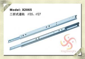 China drawer slide, soft close    X2065 on sale