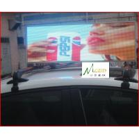 P 5 Digital Vehicle Taxi LED Display Full Color 3G GPS World wide