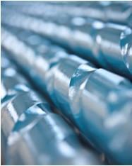 China As propriedades mecânicas estritas acidificam a tubulação de broca pesada do ksi dos produtos 115 do serviço on sale