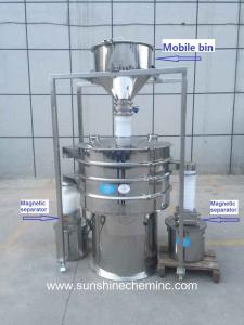 China Sifter, Vibratory separator, Sifting machine, Vibrating screen ,Vibrating sieve, Vibratory screener on sale