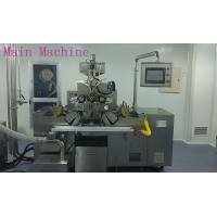 Automatic Soft Capsule Making Machine With Gelatin Melting And Drying Machine