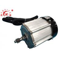 Permanent Magnet Synchronous Electric Motor , 1.8KW 60V Geared Electric Motors