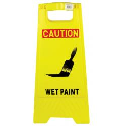 China Wet Paint Warning Signs for sale