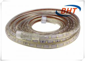 China SMD 5050 Flexible Led Strip Lights 3M Adhesive Backing For Cool / Warm White on sale