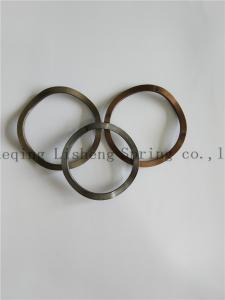 China Nested Wave Springs Multi Turn Wave Springs - Inch Plain ends on sale