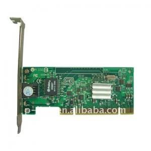 China 32-bit 33 / 66MHz CHEAP BUT GOOD P-link Cheapest  ODM/ OEM PCI Gigabit LAN CARD on sale