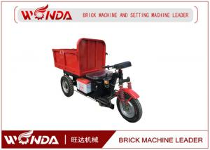 China Large Capacity Electric Mini Dumper , Electric Cargo CarrierBrick Delivery Cart on sale