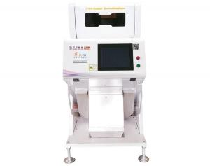China Single Chute Type CCD Colour Sorting Machine Multi Functional With Power 1.5KW Voltage 220V 60HZ on sale