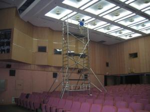 China Professional Steel Mobile Scaffold Tower safety / aluminium scaffolding EN1004 2004 on sale