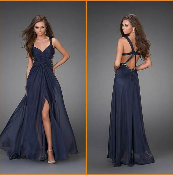 Fashion Sweetheart Straps Neckline Sheath Silhouette Masquerade Prom ...