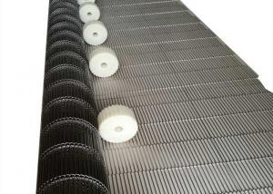 China Customized Spiral Wire Freezer Stainless Steel Conveyor Belt Baking Washing on sale