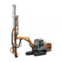 7 Bar Truck Mounted Water Well Drilling Rig With Take Cab ZGYX - 422 Model