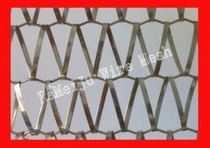 China Stainless Steel Flat Wire Mesh on sale