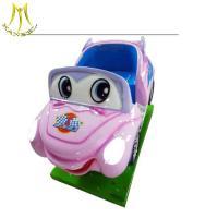 Hansel theme park sales coin game machine swing car kid electric car rider