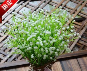 China Handmade wedding event flower home  decoration flower Babysbreath Flower Series on sale