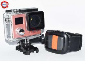China OEM EF88BR Ultra Hd Sports Camera Wifi , Portable Car DVR Multi Language on sale