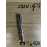 rare earth magnets small round cylinder for 10*1.6mm