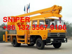 China 26m Dongfeng EQ5111JGKG Aerial Working Truck on sale