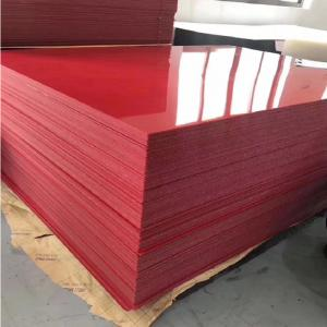 China Colored 1.2g/Cm3 Hotel Plexiglass Acrylic Cast Sheet wholesale