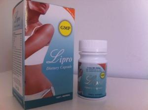 China Fat Burning Lipro Natural Weight Loss Diet Pills Private Label Weight Loss Tablets on sale