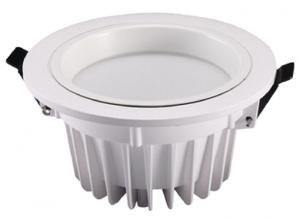 China 7W Recessed LED Ceiling Lamp Light Fixture For Boutiques / Hotel , SL-DL4IN-7W on sale