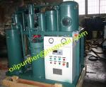 自動動く油圧油純化器、円滑油オイルの処理場、排水するオイル不純物を取除きます