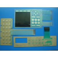 Electrical Flexible Printed Circuit Boards With Remote Control , 0.08mm Linear Width