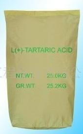 China L - Tataric Food Additives Ingredients For Beverage supplier