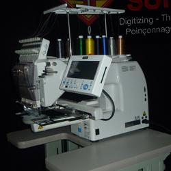 China Floss-Planting embroidery machine on sale