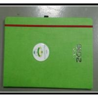China hot sale Top Quality Cheap Custom PVC cover A3、A4、A5 size Notebook//diary on sale