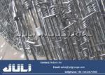 O arame farpado sanfona bobina, bobinas de aço galvanizadas de alta elasticidade do arame farpado