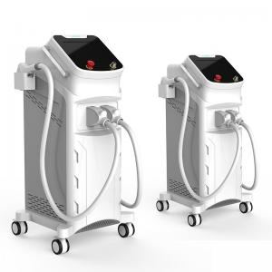 China Compact Q Switched ND YAG Laser Machine For / Lip Line / Age Pigmentation Removal on sale