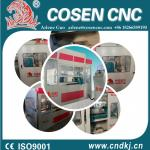 most popular products of COSEN CNC wood lathe factory with all protection