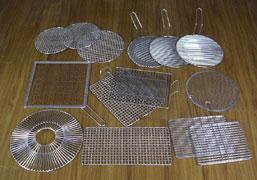 China Stainless steel grill grid on sale