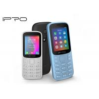 Unique Design 2.4inch Mobile Phone 2G GSM Cell Phone With Big Battery Torch