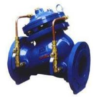 China Safety Pressure Reducing Valve 22mm For Protect Pump With Flange End BS5163 on sale