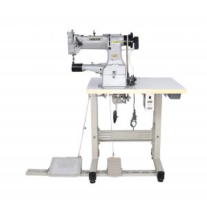 China Direct Drive Industrial Single Needle Sewing Machine Velcro 550W Power on sale