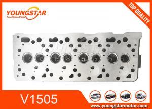 China 1606003044 Kubota V1505 V1505-T Engine Cylinder Head on sale