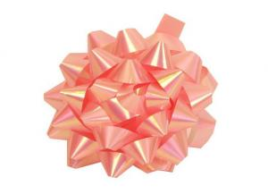 Super Giant Baby Pink Gift Bow Ribbon 9 Inch Diameter Big